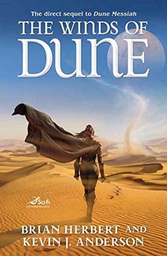 The Winds of Dune (Heroes of Dune #2): Brian Herbert; Kevin J. Anderson