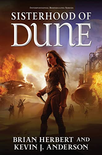 9780765322739: Sisterhood of Dune: Book One of the Schools of Dune Trilogy