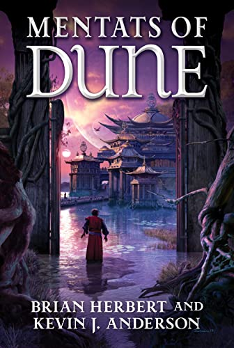 9780765322746: Mentats of Dune: Book Two of the Schools of Dune Trilogy