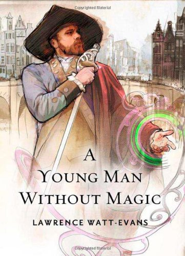 9780765322791: A Young Man Without Magic