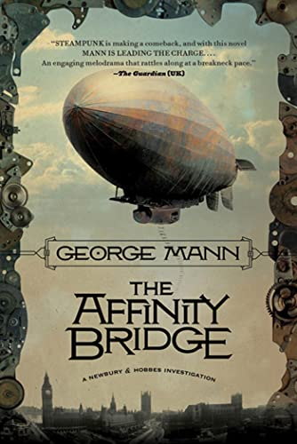 9780765323224: The Affinity Bridge: A Newbury & Hobbes Investigation