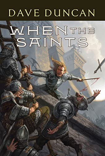 9780765323484: When the Saints (The Brothers Magnus)
