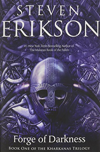 9780765323637: Forge of Darkness (Kharkanas Trilogy)