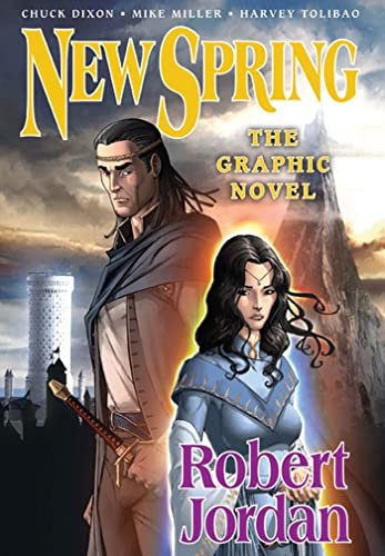9780765323804: New Spring: the Graphic Novel (Wheel of Time Other)