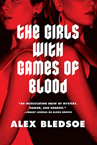 9780765323842: The Girls with Games of Blood