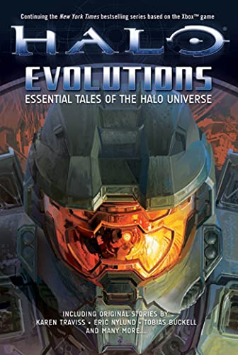 9780765323996: Halo: Evolutions: Essential Tales of the Halo Universe
