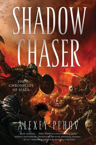 9780765324047: Shadow Chaser: Book Two of The Chronicles of Siala