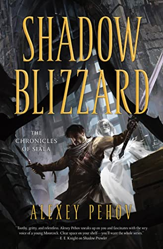 9780765324054: Shadow Blizzard (Chronicles of Siala)