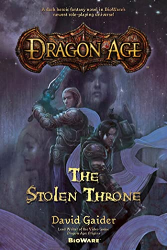 Dragon Age: The Stolen Throne: David Gaider