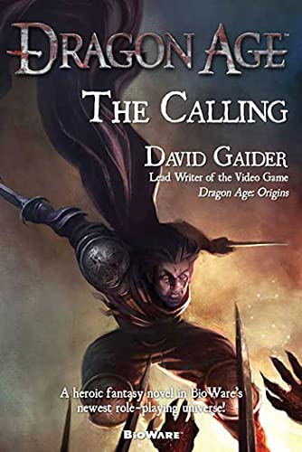 9780765324092: Dragon Age: The Calling