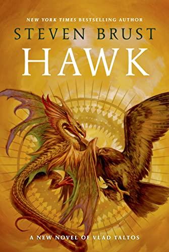 9780765324443: Hawk: A New Novel Vlad Taltos