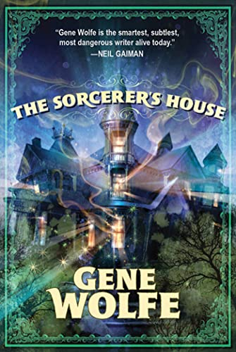 9780765324597: The Sorcerer's House