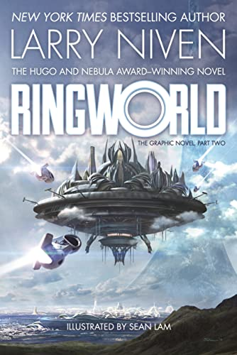 9780765324634: Ringworld: The Graphic Novel, Part Two: The Science Fiction Classic Adapted to Manga