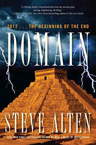9780765324665: Domain (Domain Trilogy)