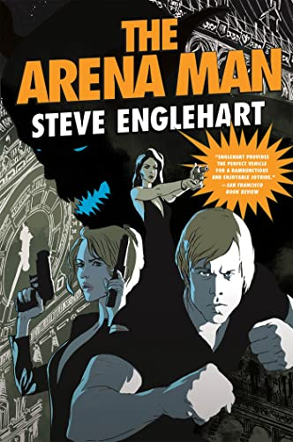 9780765325006: The Arena Man (The Max August Magikal Thrillers)