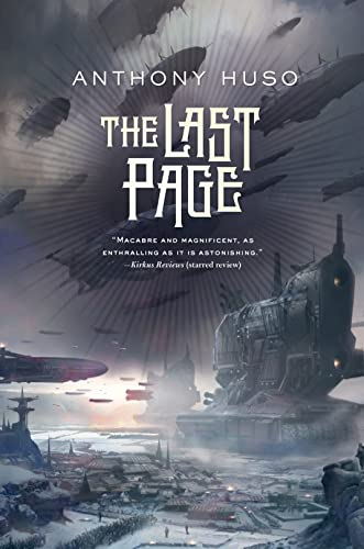 9780765325181: The Last Page