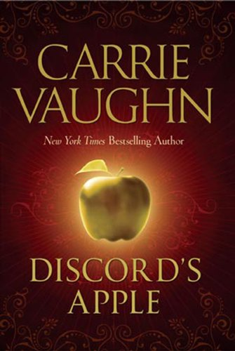Discord's Apple 9780765325549 When Evie Walker goes home to spend time with her dying father, she discovers that his creaky old house in Hope's Fort, Colorado, is not the only legacy she stands to inherit. Hidden behind the old basement door is a secret and magical storeroom, a place where wondrous treasures from myth and legend are kept safe until they are needed again. The magic of the storeroom prevents access to any who are not intended to use the items. But just because it has never been done does not mean it cannot be done. And there are certainly those who will give anything to find a way in. Evie must guard the storeroom against ancient and malicious forces, protecting the past and the future even as the present unravels around them. Old heroes and notorious villains alike will rise to fight on her side or to undermine her most desperate gambits. At stake is the fate of the world, and the prevention of nothing less than the apocalypse. In the same month, along with this all-new hardcover, Tor will publish a new novel in Carrie Vaughn's popular, New York Times bestselling urban fantasy series featuring werewolf talk radio host, Kitty Norville. Kitty Goes to War will be the eighth book in this successful mass market series.