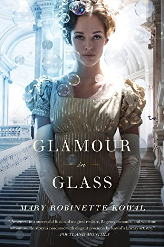 9780765325617: Glamour in Glass (Glamourist Histories)