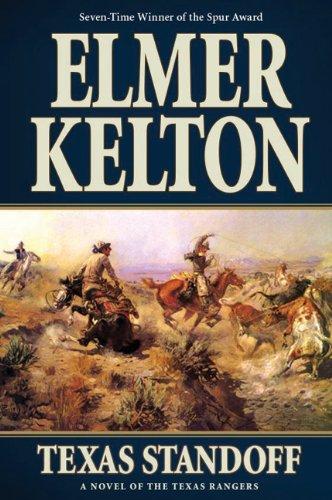 9780765325792: Texas Standoff: A Novel of the Texas Rangers