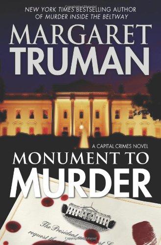 9780765326096: Monument to Murder: A Capital Crimes Novel