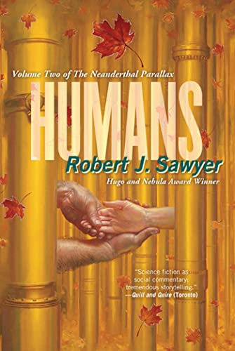 9780765326331: Humans: Volume Two of the Neanderthal Parallax