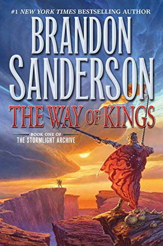 9780765326355: WAY OF KINGS (The Stormlight Archive)