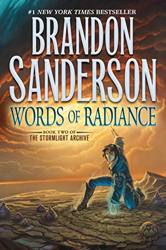 Words of Radiance (The Stormlight Archive, Book: Sanderson, Brandon