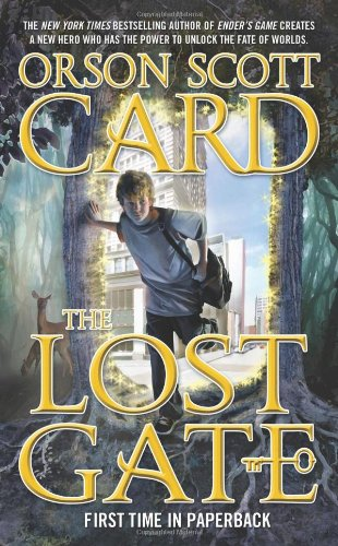 9780765326577: The Lost Gate (Mither Mages)