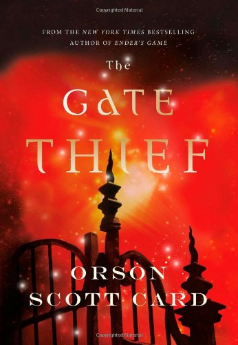 9780765326584: The Gate Thief (Mither Mages)