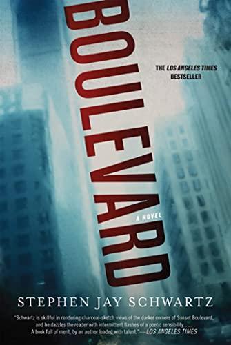 9780765326614: Boulevard: A Crime Thriller