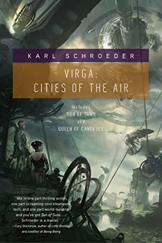 9780765326706: Virga: Cities of the Air: Sun of Suns and Queen of Candesce