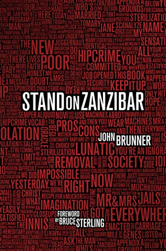 9780765326782: Stand on Zanzibar: The Hugo Award-Winning Novel