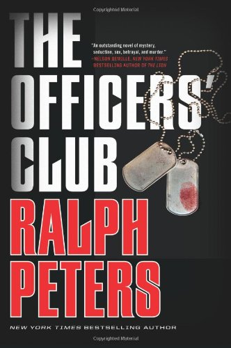 9780765326805: The Officers' Club