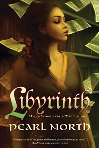 9780765326874: Libyrinth: A Fabulous Adventure on a Strange World of the Future
