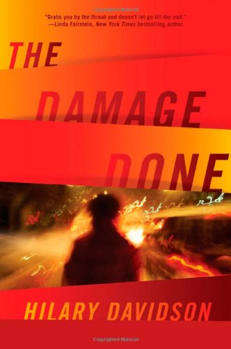 9780765326973: The Damage Done (Lily Moore Series)