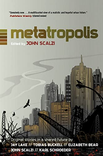 9780765327109: Metatropolis: Original Science Fiction Stories in a Shared Future