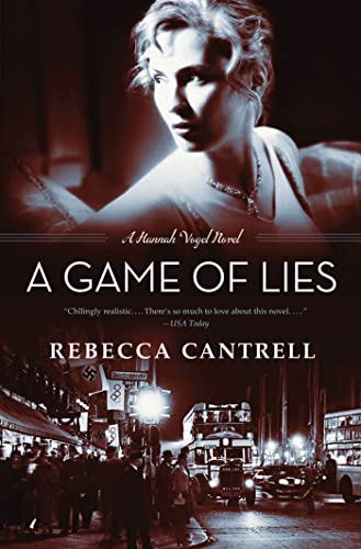 9780765327352: A Game of Lies (Hannah Vogel)