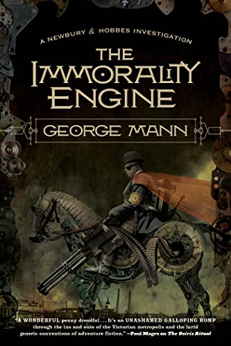 9780765327772: The Immorality Engine