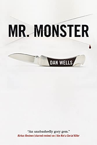 9780765327901: Mr. Monster (John Cleaver Books (Paperback))
