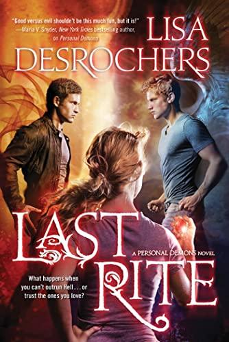 9780765328106: Last Rite (Personal Demons Novels)