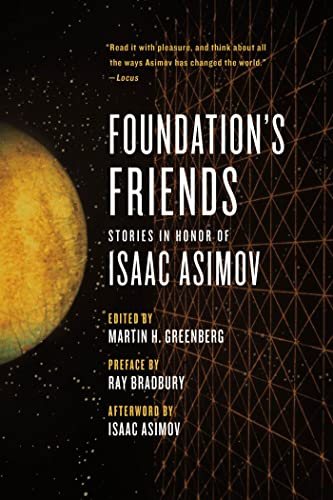 9780765328304: Foundation's Friends: Stories in Honor of Isaac Asimov