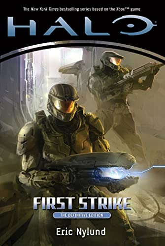 9780765328342: Halo: First Strike (Halo (Tor Paperback))