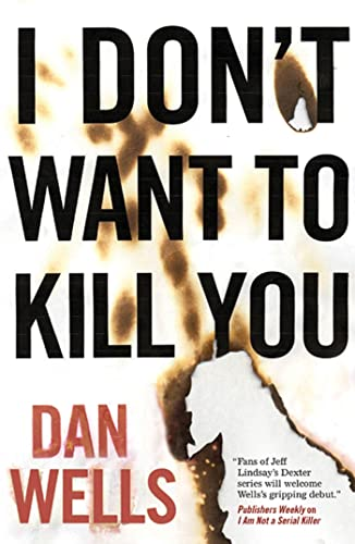 9780765328441: I Don't Want to Kill You (John Cleaver)