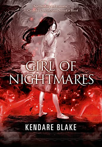 9780765328687: Girl of Nightmares (Anna Dressed in Blood)
