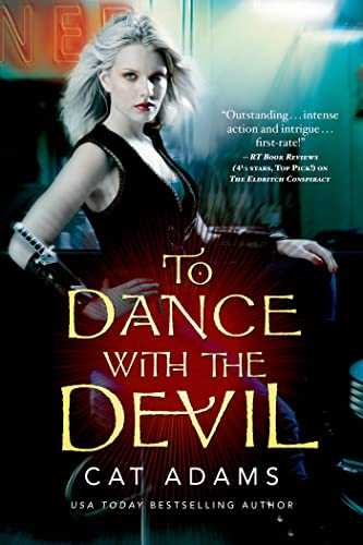 9780765328755: TO DANCE W/THE DEVIL (Blood Singer)