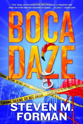 9780765328762: Boca Daze (Eddie Perlmutter)