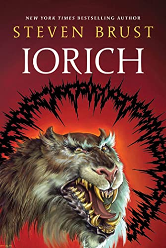9780765328892: Iorich (Vlad)