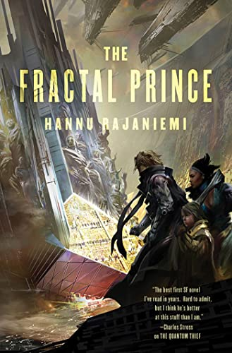 9780765329509: The Fractal Prince (Jean le Flambeur)