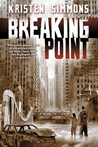 9780765329592: Breaking Point (Article 5)