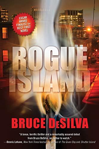 9780765329813: Rogue Island (Liam Mulligan)